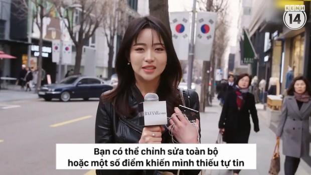 Clip phỏng vấn con gái Hàn Quốc về việc dao kéo: phẫu thuật tạo mắt 2 mí phổ biến đến mức người ta không coi đây là PTTM nữa - Ảnh 8.