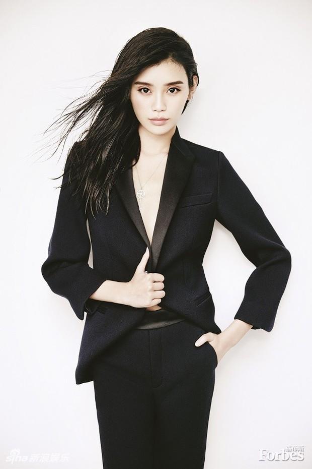 Top 10 siêu mẫu xứ Trung đình đám thế giới do Forbes bầu chọn: Liu Wen giữ ngôi vương khó ai tranh chỗ - Ảnh 2.