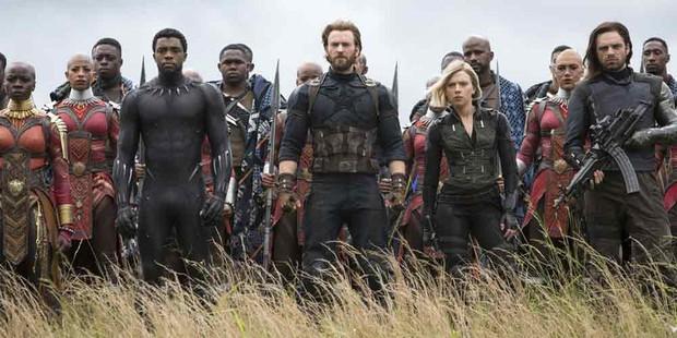 """Để tạo nên trận đánh phê nhất vũ trụ Marvel, biên kịch """"Avengers: Infinity War"""" thừa nhận phải chịu khổ biết bao! - Ảnh 4."""