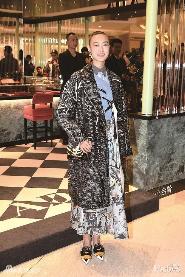 Top 10 siêu mẫu xứ Trung đình đám thế giới do Forbes bầu chọn: Liu Wen giữ ngôi vương khó ai tranh chỗ - Ảnh 5.