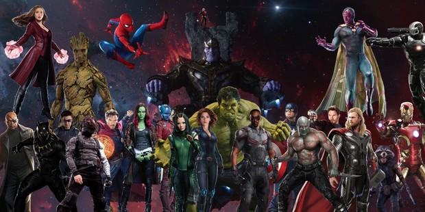 """Để tạo nên trận đánh phê nhất vũ trụ Marvel, biên kịch """"Avengers: Infinity War"""" thừa nhận phải chịu khổ biết bao! - Ảnh 10."""