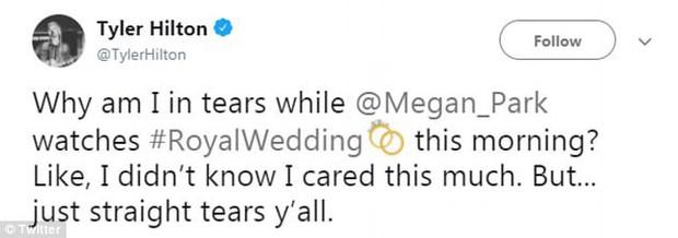 Kim Kardashian, Adele cùng loạt sao bày tỏ sự ngưỡng mộ đám cưới Hoàng tử Harry - Ảnh 9.