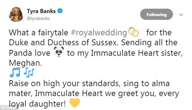 Kim Kardashian, Adele cùng loạt sao bày tỏ sự ngưỡng mộ đám cưới Hoàng tử Harry - Ảnh 8.