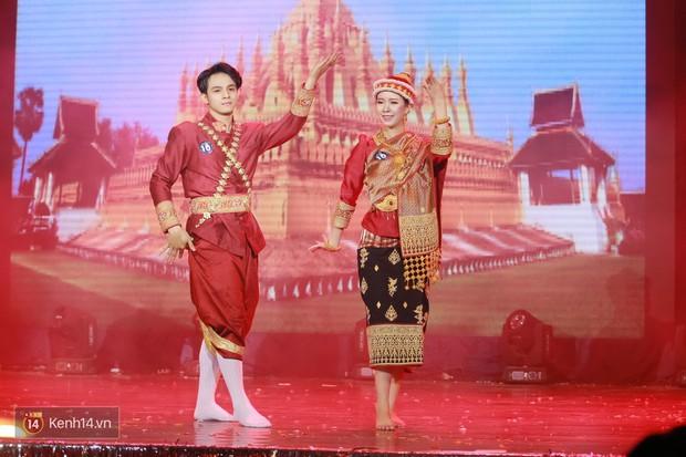 Cặp đôi trai tài gái sắc đăng quang Nam vương và Hoa khôi của HV Tài chính - Ảnh 7.