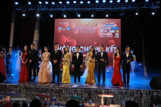 Cặp đôi trai tài gái sắc đăng quang Nam vương và Hoa khôi của HV Tài chính - Ảnh 13.