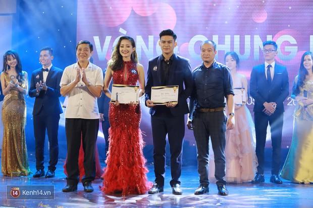 Cặp đôi trai tài gái sắc đăng quang Nam vương và Hoa khôi của HV Tài chính - Ảnh 9.