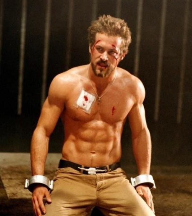 Trong Deadpool mặc kín thế, nhưng mỗi khi Ryan Reynolds cởi áo ra thì ai cũng phải mất máu! - Ảnh 8.