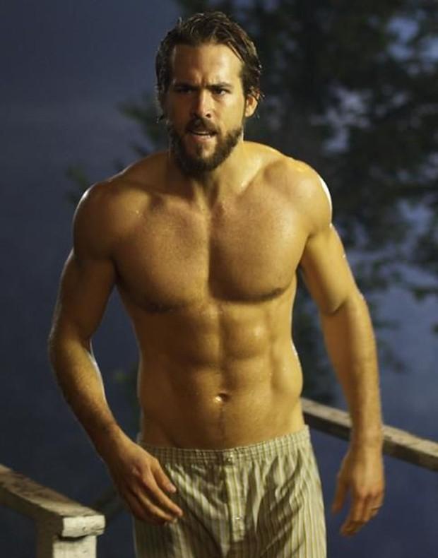 Trong Deadpool mặc kín thế, nhưng mỗi khi Ryan Reynolds cởi áo ra thì ai cũng phải mất máu! - Ảnh 15.