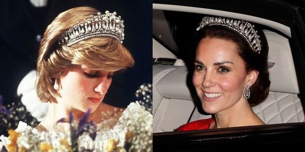 Đội mũ khi đi sự kiện, đeo vương miện vào buổi tối - là quy tắc mà nữ giới Hoàng gia Anh buộc phải tuân thủ - Ảnh 4.