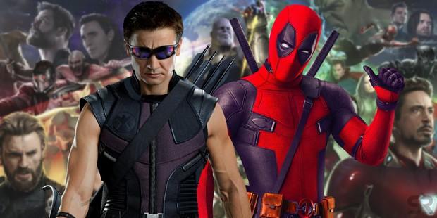 10 trò đùa mặn nhất Deadpool 2: Đá xoáy từ Marvel đến DC không sót một ai! - Ảnh 3.