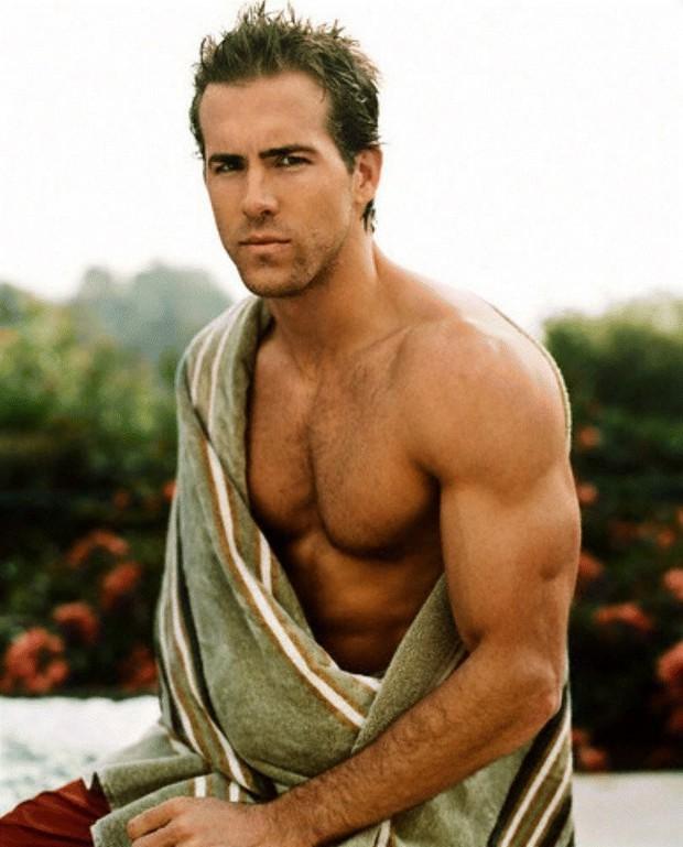 Trong Deadpool mặc kín thế, nhưng mỗi khi Ryan Reynolds cởi áo ra thì ai cũng phải mất máu! - Ảnh 29.