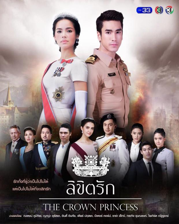 3 lí do bạn không nên bỏ lỡ phim hoàng gia Thái Lan Sứ Mệnh Và Con Tim - Ảnh 1.