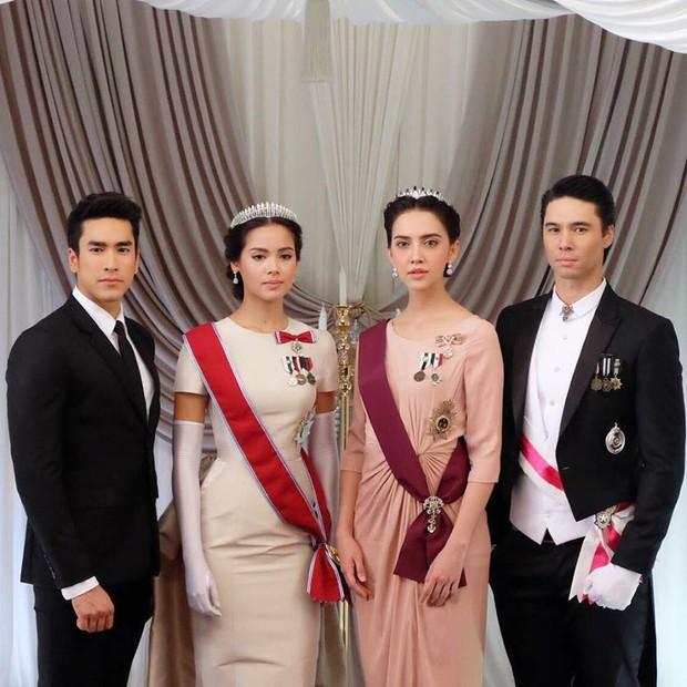 3 lí do bạn không nên bỏ lỡ phim hoàng gia Thái Lan Sứ Mệnh Và Con Tim - Ảnh 6.