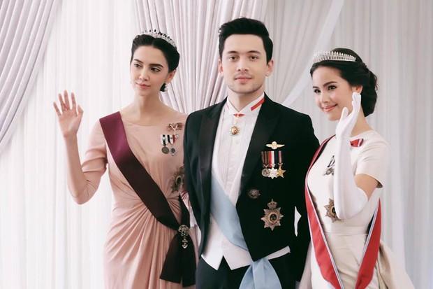 3 lí do bạn không nên bỏ lỡ phim hoàng gia Thái Lan Sứ Mệnh Và Con Tim - Ảnh 7.