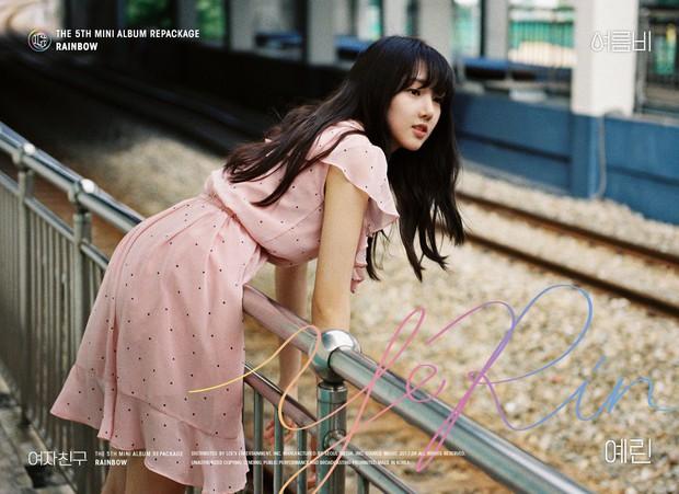 Tranh cãi việc nữ thần bị ném đá nhiều nhất và thảm họa thẩm mỹ mới của Kpop tranh nhau hạng 1 top idol hot - Ảnh 6.