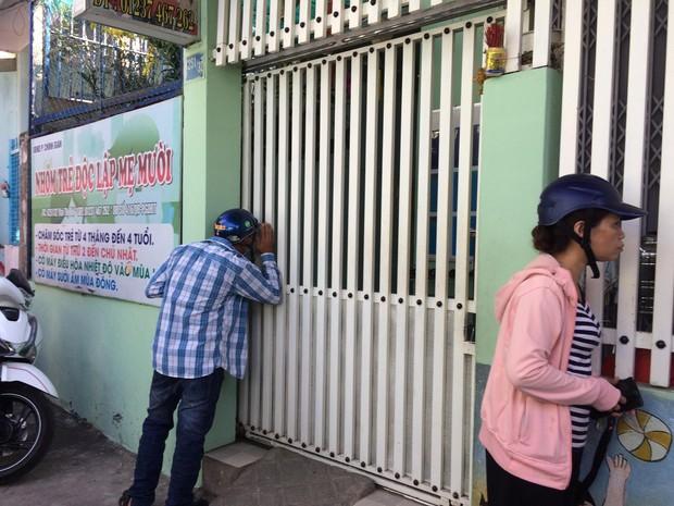 Đóng cửa nhóm trẻ bạo hành trẻ dã man ở Đà Nẵng, hàng chục phụ huynh bức xúc kéo đến kể tội - Ảnh 5.