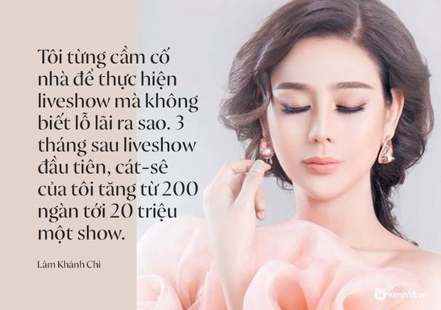 Lâm Khánh Chi: Từ cát-sê 20 triệu, nay người ta trả bao nhiêu tiền cũng hát để tích góp đi làm con gái - Ảnh 2.