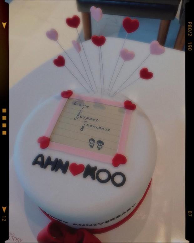 Rần rần khi Song Hye Kyo khoe ảnh hoa ông xã tặng, cùng vợ chồng nàng cỏ đăng ảnh kỷ niệm một ngày đặc biệt - Ảnh 6.