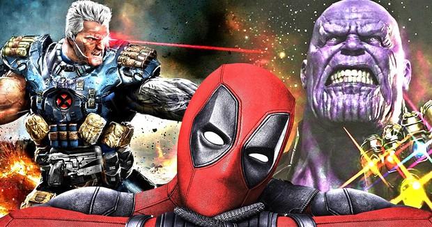 10 trò đùa mặn nhất Deadpool 2: Đá xoáy từ Marvel đến DC không sót một ai! - Ảnh 13.