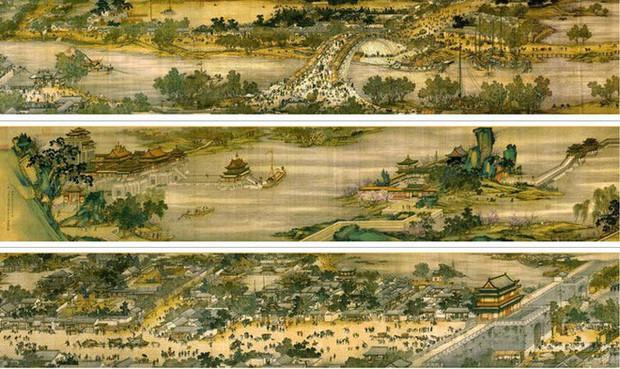 Những họa tiết đắt giá trong bức tranh mệnh danh Mona Lisa của Trung Quốc - Ảnh 2.