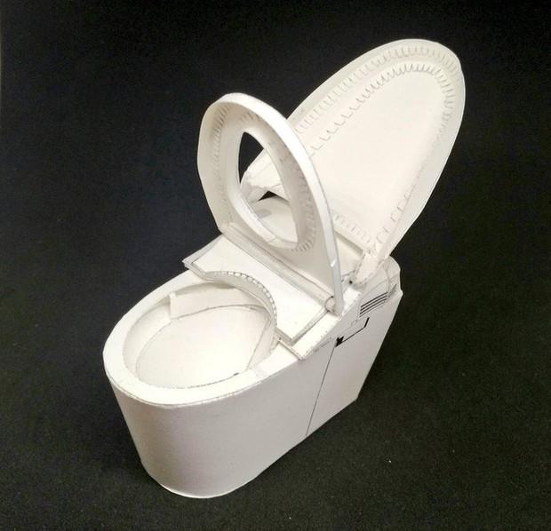 Công ty thiết bị vệ sinh lớn nhất thế giới vừa cho phép tải về bồn cầu để bạn tự làm ở nhà - Ảnh 3.