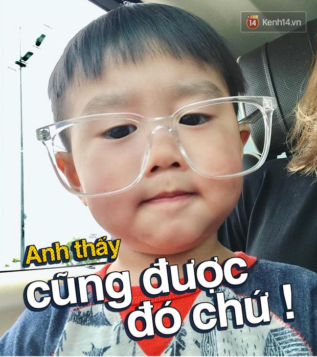 Nhật ký sắp 2 tuổi bằng meme đầy khí chất của Nguyễn Tùng Xoài - con trai Trang Lou và Tùng Sơn - Ảnh 1.