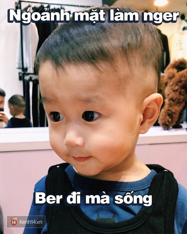 Nhật ký sắp 2 tuổi bằng meme đầy khí chất của Nguyễn Tùng Xoài - con trai Trang Lou và Tùng Sơn - Ảnh 19.