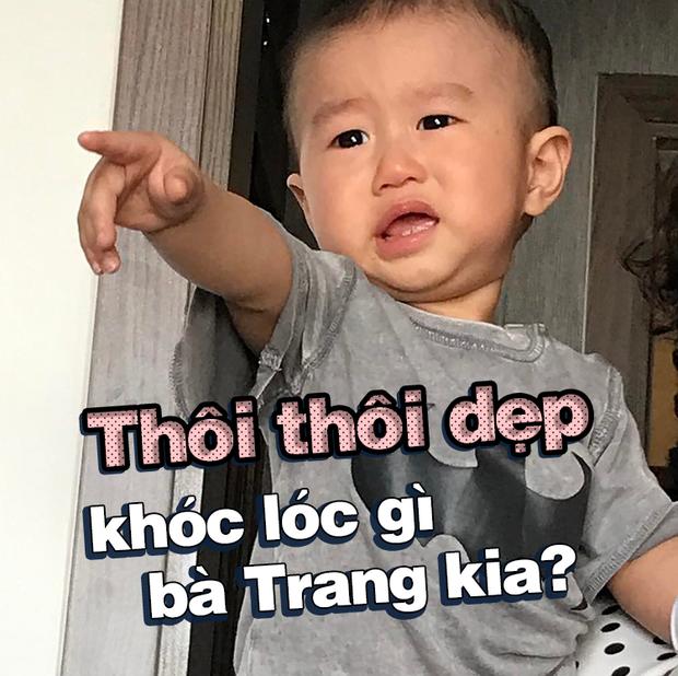 Nhật ký sắp 2 tuổi bằng meme đầy khí chất của Nguyễn Tùng Xoài - con trai Trang Lou và Tùng Sơn - Ảnh 21.