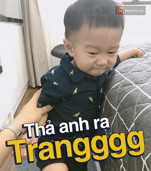 Nhật ký sắp 2 tuổi bằng meme đầy khí chất của Nguyễn Tùng Xoài - con trai Trang Lou và Tùng Sơn - Ảnh 25.