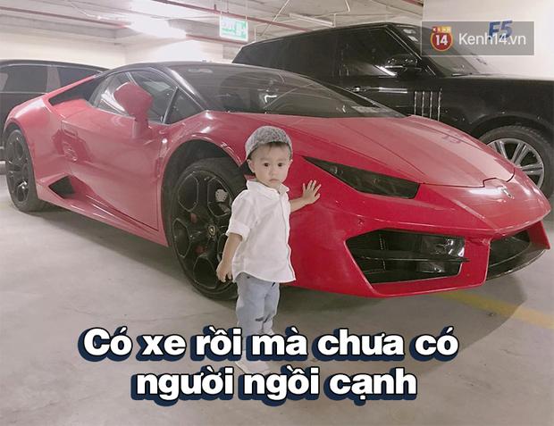 Nhật ký sắp 2 tuổi bằng meme đầy khí chất của Nguyễn Tùng Xoài - con trai Trang Lou và Tùng Sơn - Ảnh 27.
