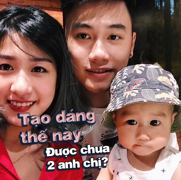 Nhật ký sắp 2 tuổi bằng meme đầy khí chất của Nguyễn Tùng Xoài - con trai Trang Lou và Tùng Sơn - Ảnh 33.