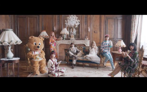 """Min """"chơi lớn"""" với MV trở lại cực đẹp và hoành tráng quay tại Paris - Ảnh 6."""