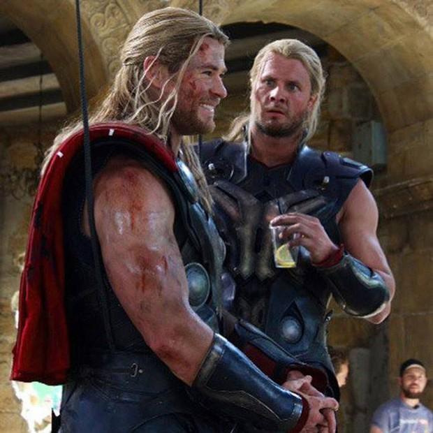 Chân dung những Avengers Super Fake, nhân tố góp phần tạo nên thành công của các bộ phim Marvel - Ảnh 3.