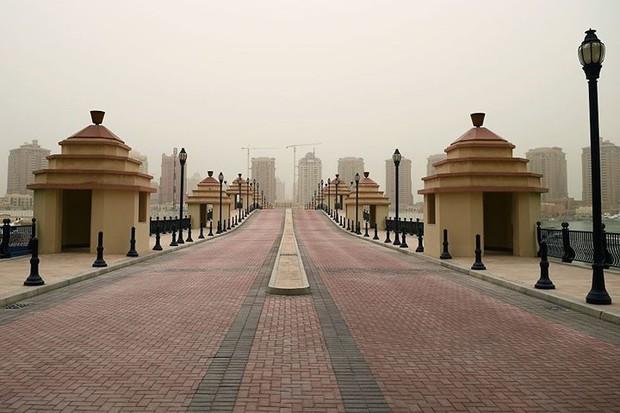 Hình ảnh đất nước Qatar hiện đại và đáng sống giữa sa mạc nóng bỏng - Ảnh 4.