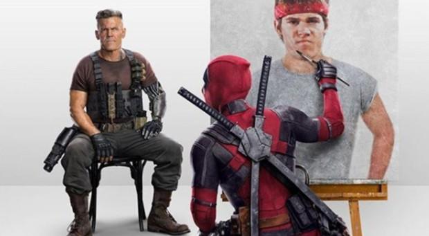 15 chi tiết thú vị bạn có thể bỏ lỡ chỉ trong nháy mắt của Deadpool 2 - Ảnh 7.