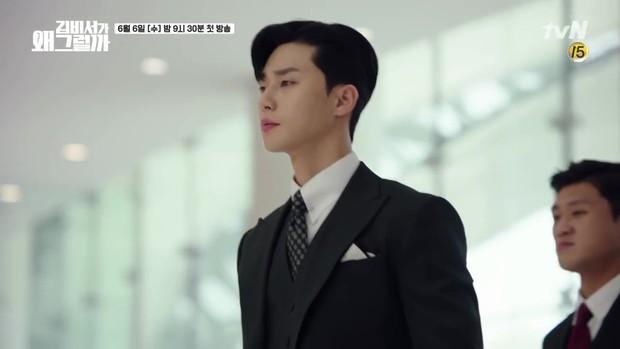 Thư Ký Kim: Park Seo Joon tự nhận mình tỏa hào quang, có tình tay ba với... anh ruột cực đẹp trai - Ảnh 6.