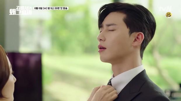 Thư Ký Kim: Park Seo Joon tự nhận mình tỏa hào quang, có tình tay ba với... anh ruột cực đẹp trai - Ảnh 7.