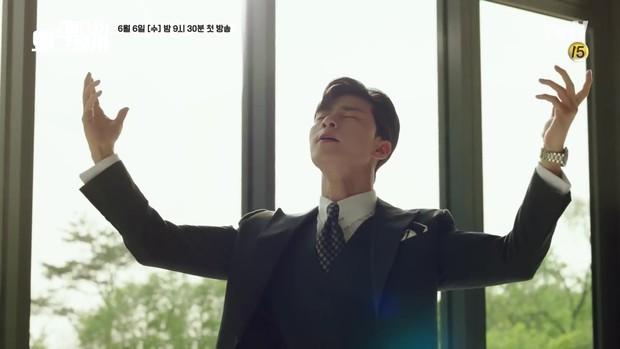 Thư Ký Kim: Park Seo Joon tự nhận mình tỏa hào quang, có tình tay ba với... anh ruột cực đẹp trai - Ảnh 8.