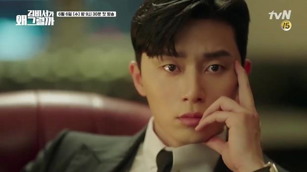 Thư Ký Kim: Park Seo Joon tự nhận mình tỏa hào quang, có tình tay ba với... anh ruột cực đẹp trai - Ảnh 9.