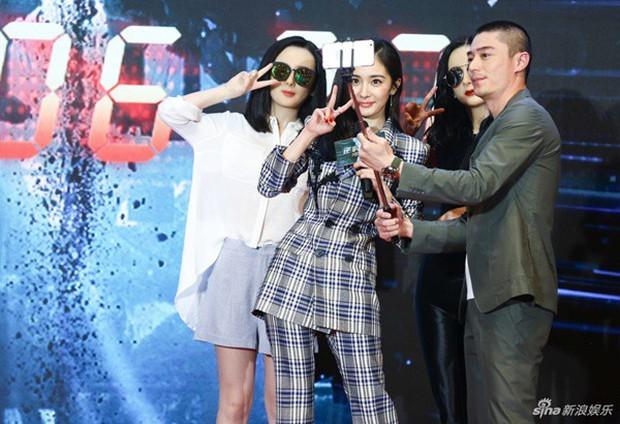 Rộ tin đồn đóng phim mới, Dương Mịch bị mỉa mai là đâm sau lưng Lưu Diệc Phi - Ảnh 9.