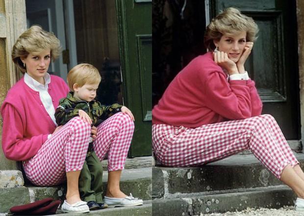 Nhan sắc và khí chất hoàn hảo của cố Công nương Diana trong những khoảnh khắc xưa - Ảnh 17.