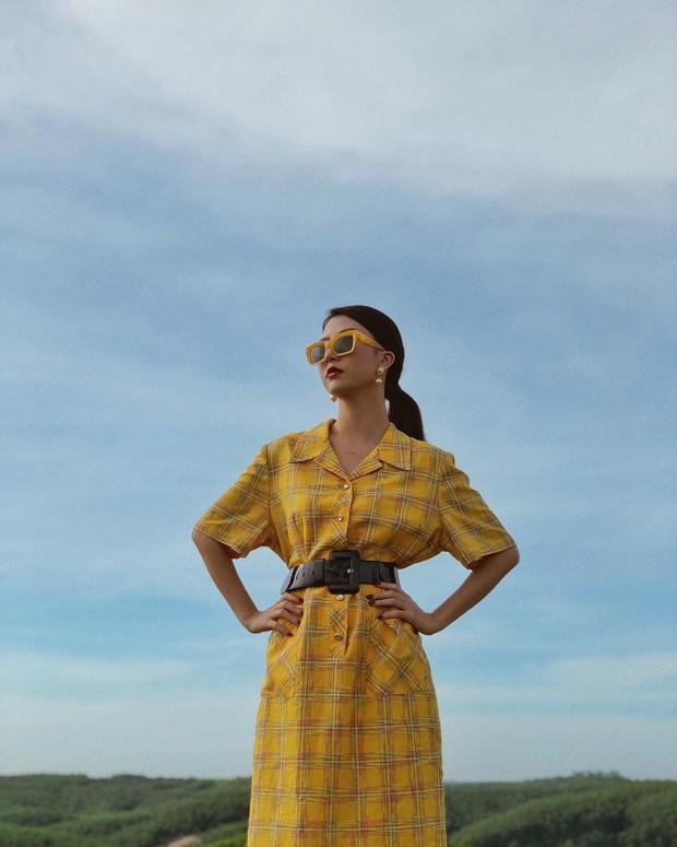 Không phải tím, vàng mới là tông màu phá đảo tủ đồ hè của con gái năm nay - Ảnh 1.