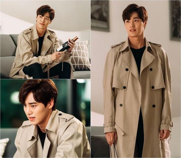 Thư Ký Kim: Park Seo Joon tự nhận mình tỏa hào quang, có tình tay ba với... anh ruột cực đẹp trai - Ảnh 13.