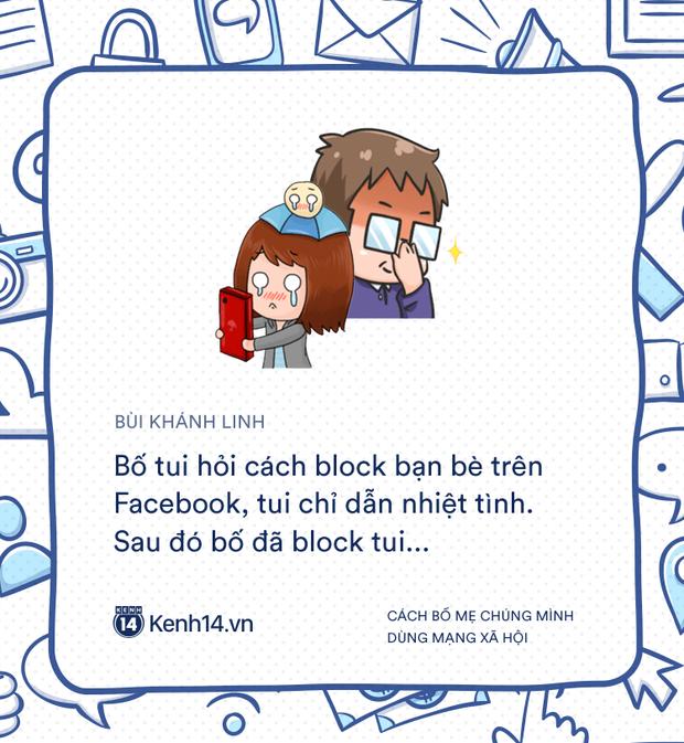 Khi bố mẹ dùng mạng xã hội: hăng hái đăng ảnh dìm hàng, thẳng tay block con cái không chút nhân nhượng! - Ảnh 1.