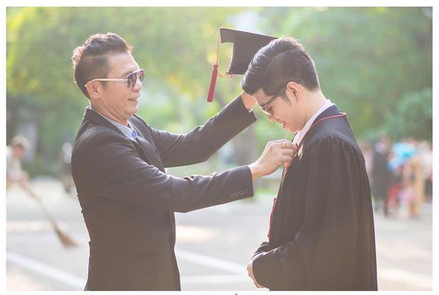 Ảnh tốt nghiệp sinh viên Thái Lan: Ngỡ như đang lạc vào thiên đường trai xinh gái đẹp - Ảnh 15.