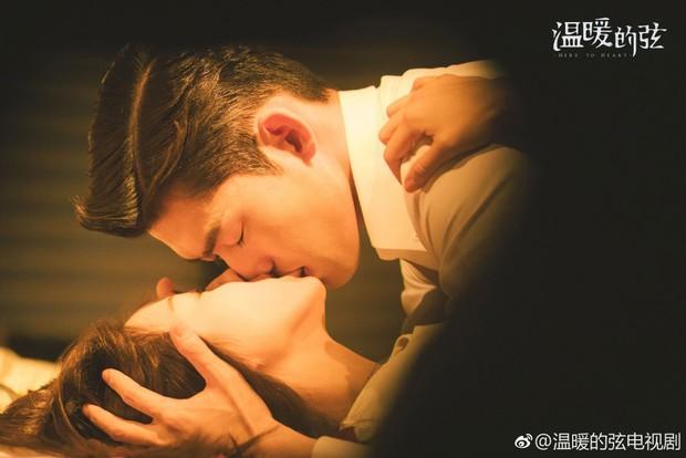 Tình tứ bên nhau thế này, bảo sao khán giả mong đại Boss trở thành Trương Hàn của Ôn Noãn ngoài đời! - Ảnh 12.