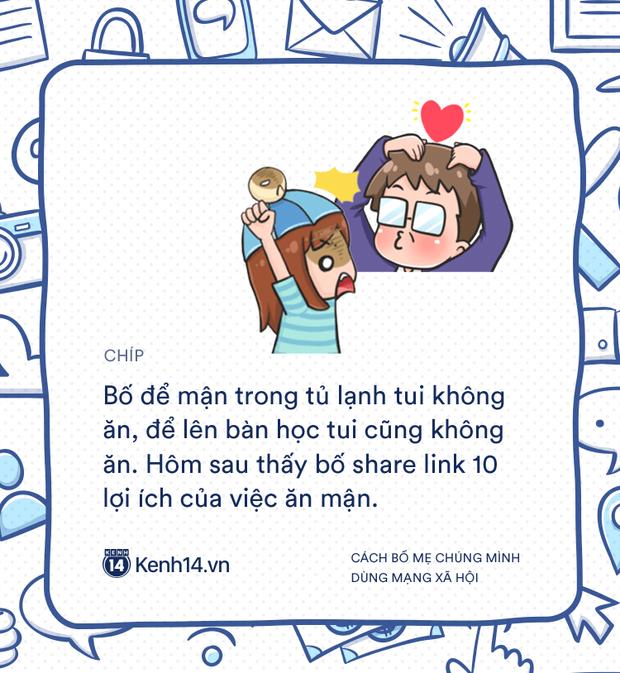 Khi bố mẹ dùng mạng xã hội: hăng hái đăng ảnh dìm hàng, thẳng tay block con cái không chút nhân nhượng! - Ảnh 3.