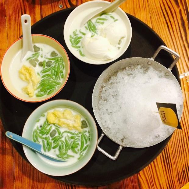 Thiên đường ăn uống ở khu Đại học Hà Nội: ngập tràn các món no bụng giá rẻ - Ảnh 13.