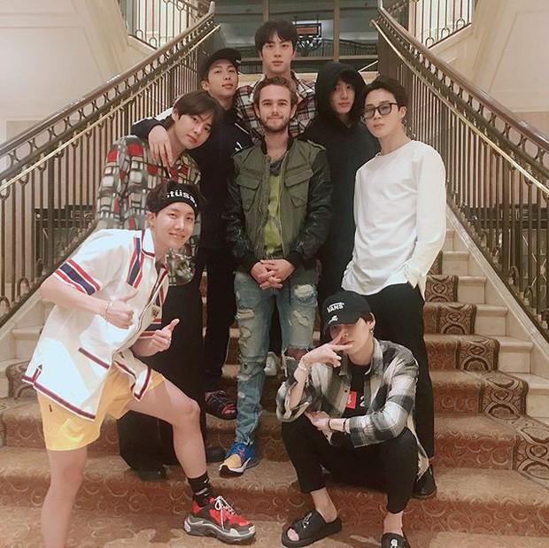 RM (BTS) thả thính fan về màn hợp tác cùng DJ hàng đầu Zedd - Ảnh 1.
