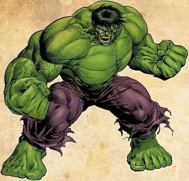 20 sự thật kì lạ mà chỉ fan ruột mới biết về gã khổng lồ xanh Hulk (Phần 1) - Ảnh 1.